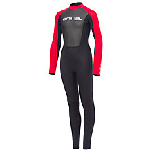 Buy Animal Boys' Nova Long Wetsuit, Black Online at johnlewis.com