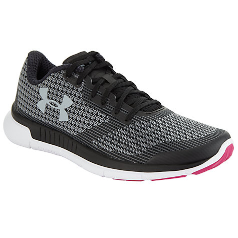 Buy Under Armour Charged Lightning Women's Running Shoes, Black Online at  johnlewis. ...