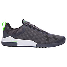 Buy Under Armour Charged Legend Men's Cross Trainers, Grey Online at johnlewis.com