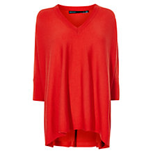 Buy Karen Millen Fine Knit Poncho Online at johnlewis.com