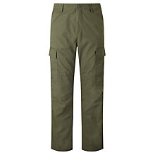 Buy Carhartt WIP Cotton Cargo Trousers, Rover Green Online at johnlewis.com