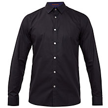 Buy Ted Baker Loorowe Textured Dobby Shirt Online at johnlewis.com