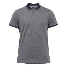 Buy Ted Baker Zeno Zip-Up Polo Shirt Online at johnlewis.com