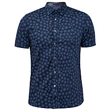 Buy Ted Baker Danshr Dandelion Cotton Shirt Online at johnlewis.com