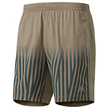 Buy Adidas Supernova Graphic Training Shorts, Brown Online at johnlewis.com