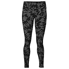 Buy Asics Graphic Print 7/8 Tights, Grey Online at johnlewis.com