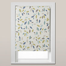 Buy John Lewis Scattered Leaves Roller Blind, Chain Mechanism Online at johnlewis.com