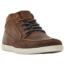 Buy Dune Sirus Apron Chukka Boots Online at johnlewis.com