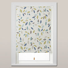 Buy John Lewis Scattered Leaves Roller Blind, Spring Mechanism Online at johnlewis.com