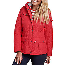 Buy Barbour Buryhead Quilted Jacket Online at johnlewis.com