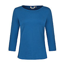 Buy Seasalt Breeze Jersey Top, Cargo Online at johnlewis.com