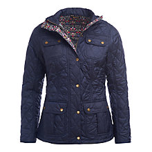 Buy Barbour Jenny Utility Quilted Jacket Online at johnlewis.com