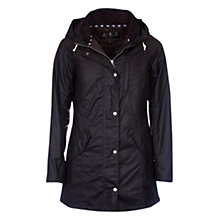 Buy Barbour Kelp Waxed Jacket Online at johnlewis.com