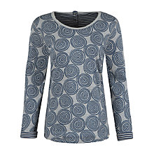 Buy Seasalt Warwick Reversible Top, Rope Whirl Online at johnlewis.com