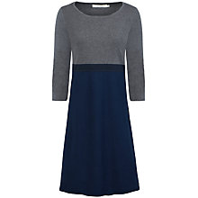 Buy Seasalt Menadarva Dress, Marine Online at johnlewis.com