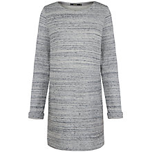 Buy Seasalt Rudder Tunic Top, Night Online at johnlewis.com