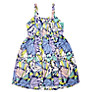 Buy Margherita Kids Girls' Butterfly Wings Dress, Blue/Multi Online at johnlewis.com