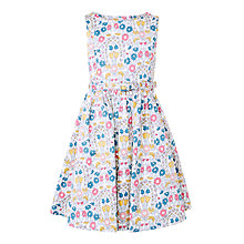 Buy John Lewis Heirloom Collection Girls' Signature Print Dress, Multi Online at johnlewis.com