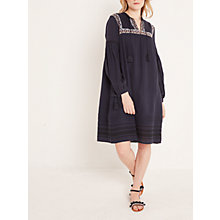 Buy AND/OR Rebecca Dress, Ink Blue Online at johnlewis.com