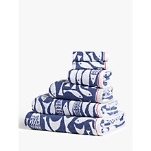 Buy John Lewis Shoal of Fish Towels Online at johnlewis.com