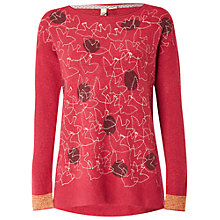 Buy White Stuff Spot The Birdie Jumper, Apfel Pink Online at johnlewis.com