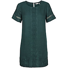 Buy Fat Face Olivia Embroidered Dress Online at johnlewis.com