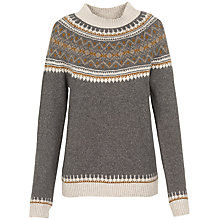 Buy Fat Face Islay Fair Isle Jumper Online at johnlewis.com