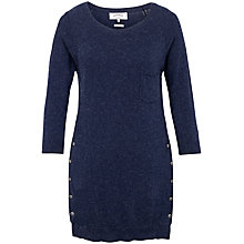 Buy Fat Face Lola Button Jumper Online at johnlewis.com