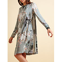 Buy Modern Rarity Archive Double Layer Dress, Grey Online at johnlewis.com