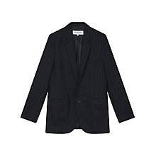 Buy Gerard Darel Vince Jacket, Night Blue Online at johnlewis.com