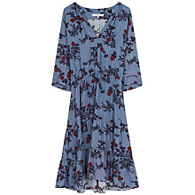Buy Gerard Darel Garance Dress, Light Blue Online at johnlewis.com