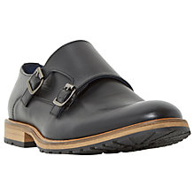 Buy Dune Blackjack Double Monk Strap Shoes Online at johnlewis.com