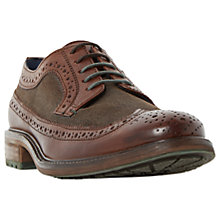 Buy Dune Bongle Brogues Online at johnlewis.com