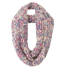 Buy Fat Face Girls' Grace Snood, Multi Online at johnlewis.com