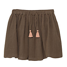 Buy Mango Kids Girls' Bella Cotton Skirt Online at johnlewis.com