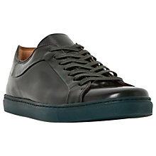 Buy Dune Tyrese Hi Shine Trainers Online at johnlewis.com