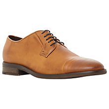 Buy Dune Burrow Toecap Oxford Shoes, Tan Online at johnlewis.com