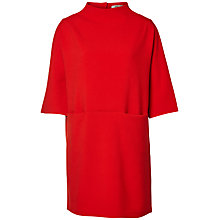 Buy Selected Femme Lava Dress, Flame Scarlett Online at johnlewis.com