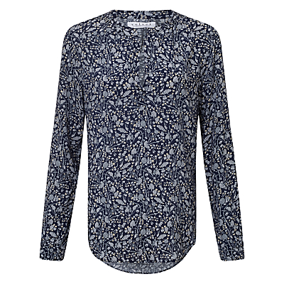 Velvet Jena Top, Blue