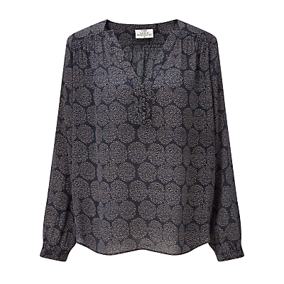 Pyrus Florence Silk Blouse, Sparkle Dot