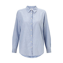 Buy Velvet Claire Thin Stripe Shirt Online at johnlewis.com