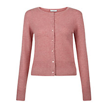Buy Hobbs Cashmere Kensington Cardigan Online at johnlewis.com