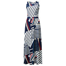 Buy Phase Eight Natalie Stripe Maxi Dress, Multi Online at johnlewis.com