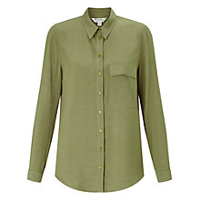 Buy Miss Selfridge Military Shirt Online at johnlewis.com