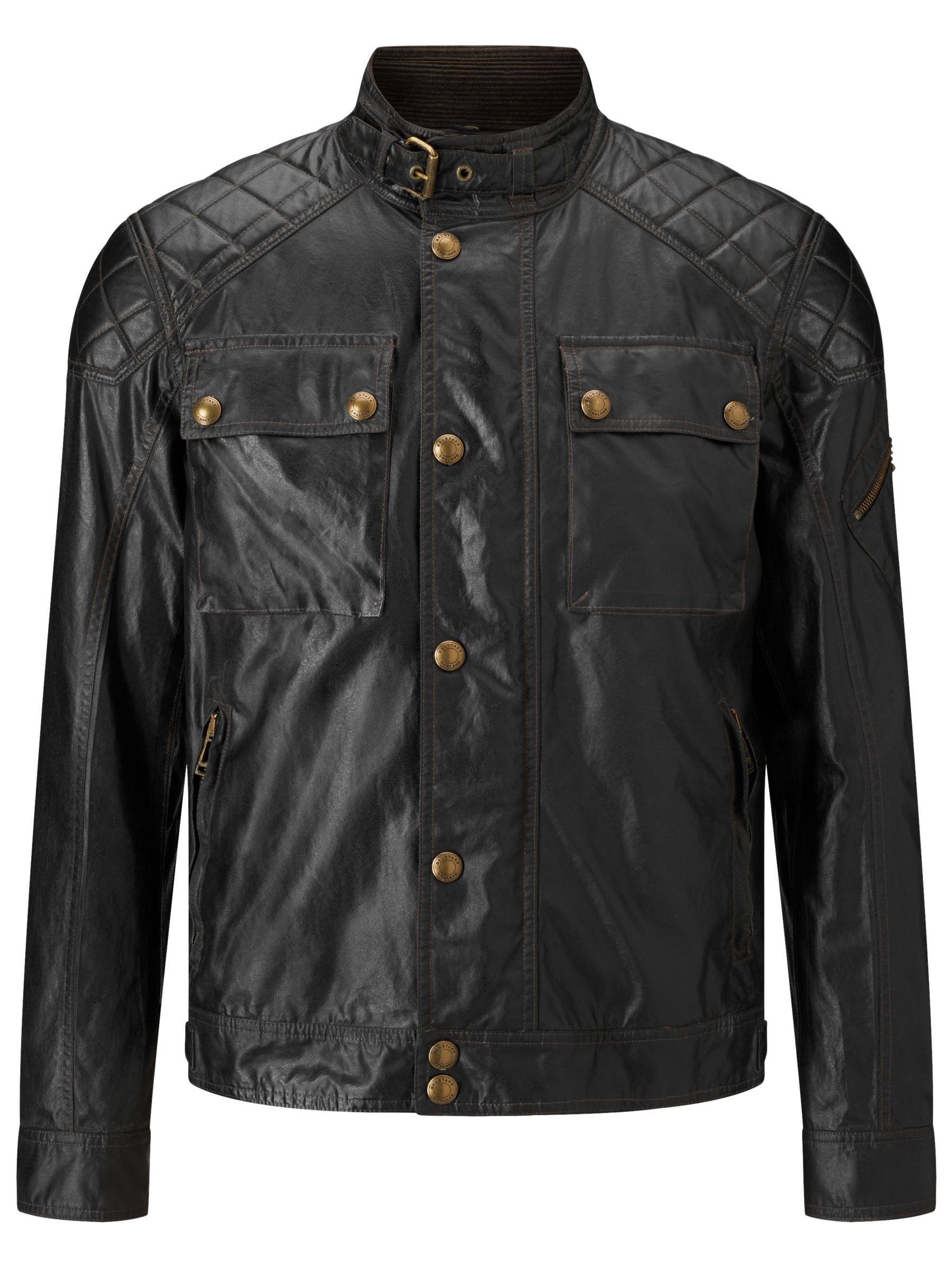 Belstaff Belstaff Champion Leather Blouson, Black