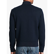 Buy Polo Ralph Lauren Double-Knit Bomber Jacket, Aviator Navy Online at johnlewis.com
