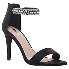 Buy Carvela Georgie Embellished Stiletto Sandals Online at johnlewis.com