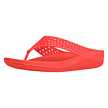 Buy FitFlop Ringer WellJelly Flip Flops Online at johnlewis.com