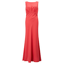 Buy John Lewis Satin Back Crepe Dress Online at johnlewis.com