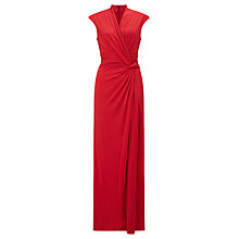 Buy John Lewis Draped Twist Waist Dress Online at johnlewis.com